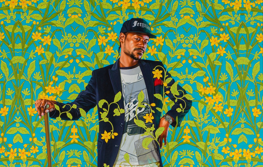 Oklahoma City Museum Acquires Kehinde Wiley Portrait Commissioned for Recent St. Louis Exhibition, Subject Proudly Dons 'Ferguson' Cap